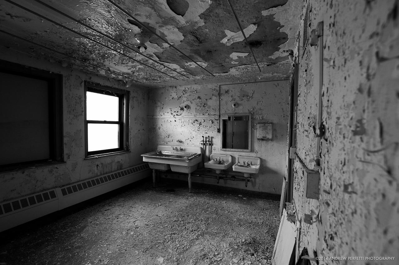 Workers Bathroom #1