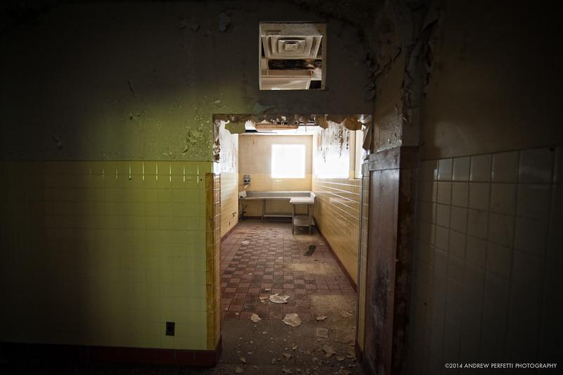 Prep Room