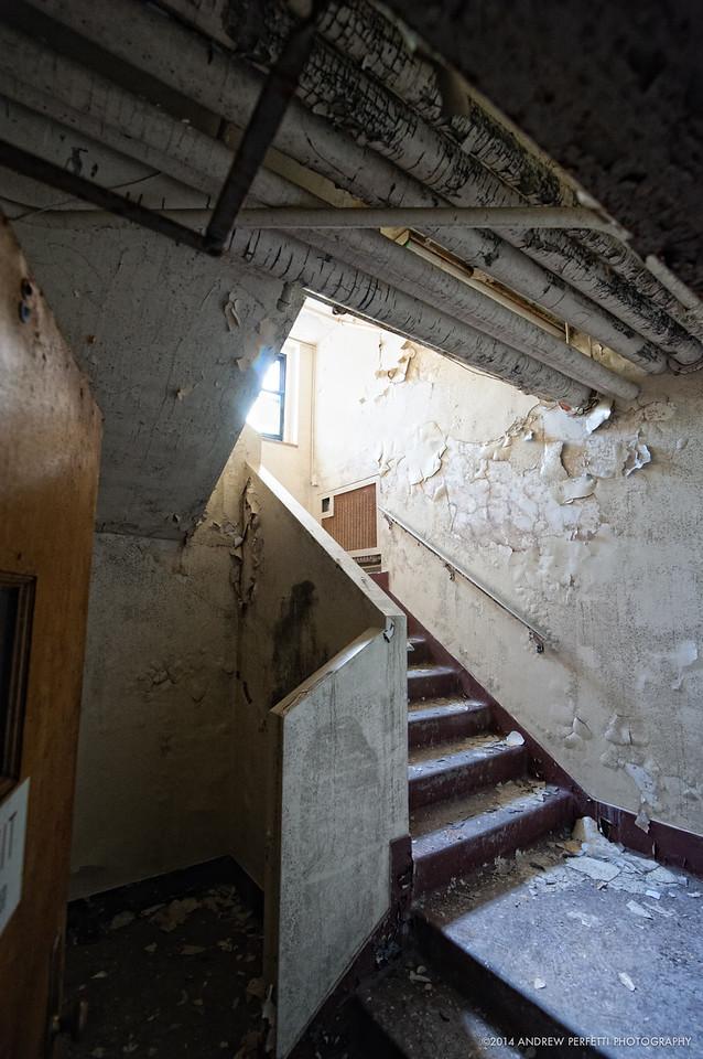 Stairways to everywhere