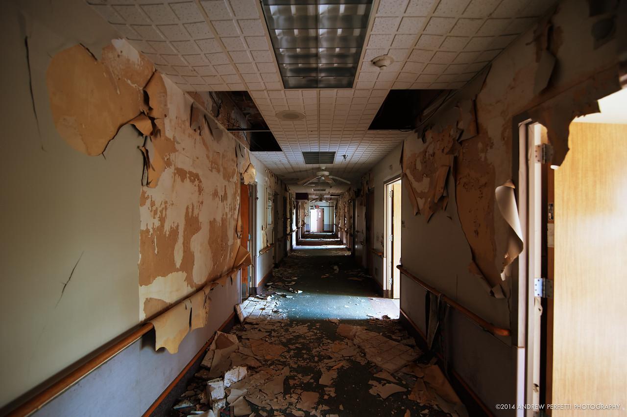 Patient Hallway #1 - Nopeming