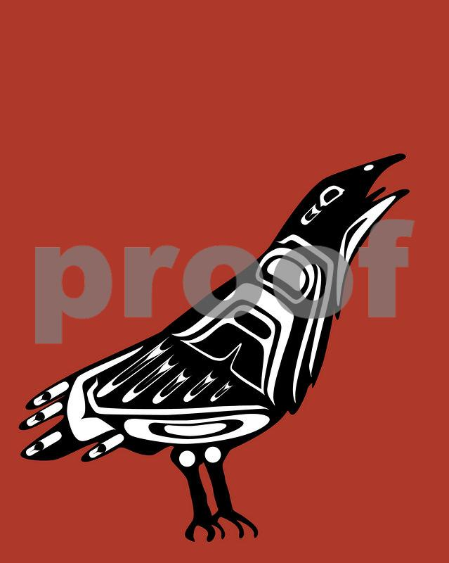 Talking Crow: Pacific Northwest Indian Art by John Longfellow
