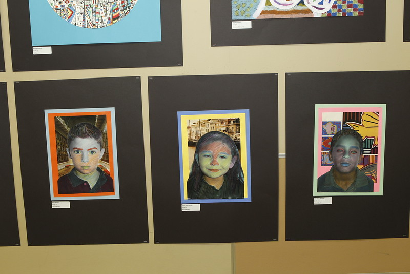 12th Annual Afternoon of Art at The University School Lower School of Nova Southeastern University