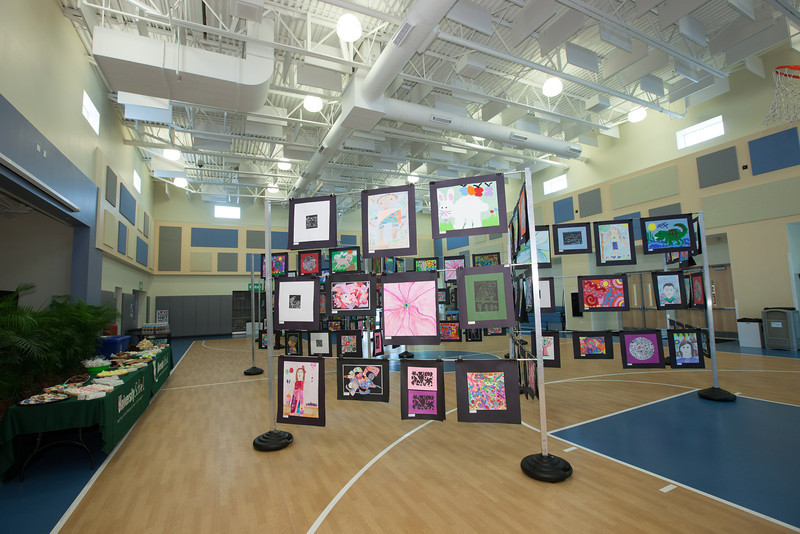10th Annual Afternoon of Art at The University School Lower School of Nova Southeastern University