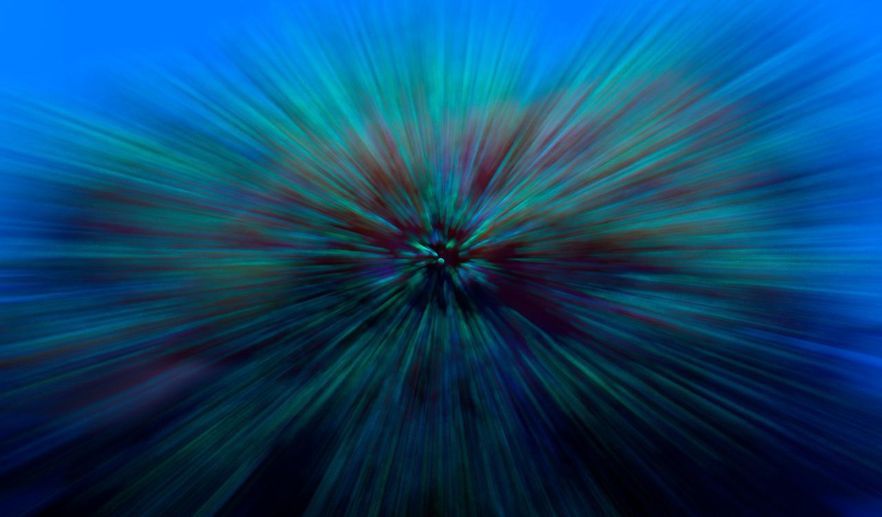 Coral Blur