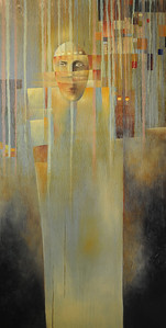 """Untitled"" 24X48 Oil on Board / Expected completion date Winter 2012"