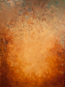 """The Future"" 2012 / 30X40 Oil on Canvas Price: $ 1200.00"