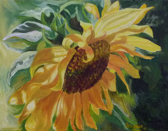 """Sunflower Series 2"""