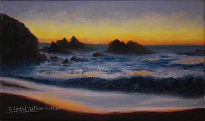 Mori-Point-Sunset