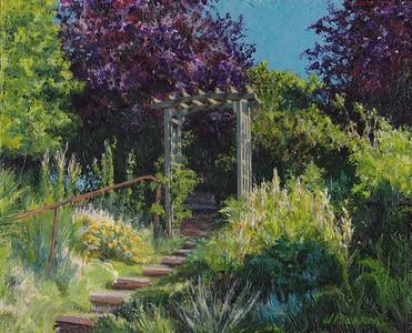 Peaceful Pathway-Pennsylvania Garden