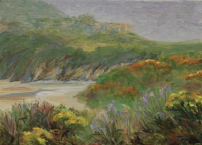 Carmel River in Spring 5x7-entry