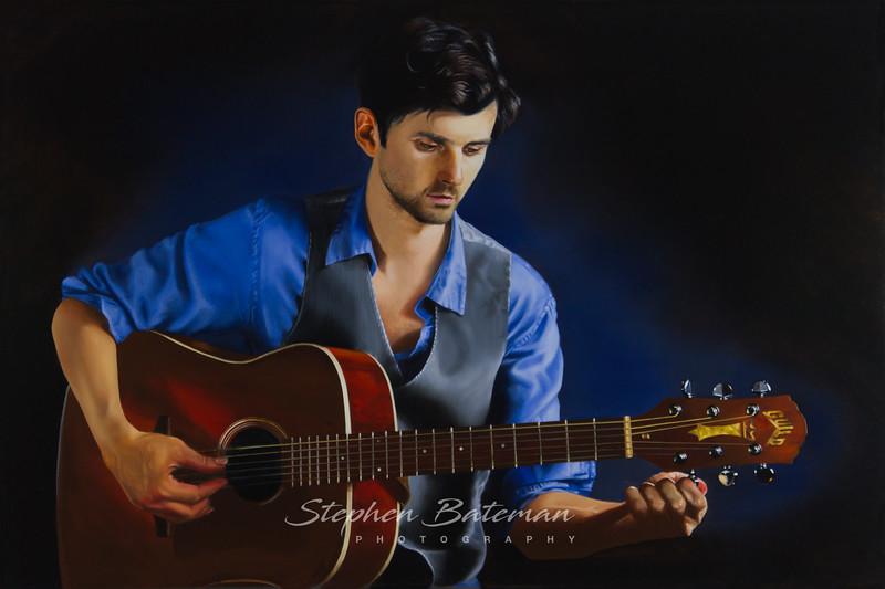 Kyle, Guitarist