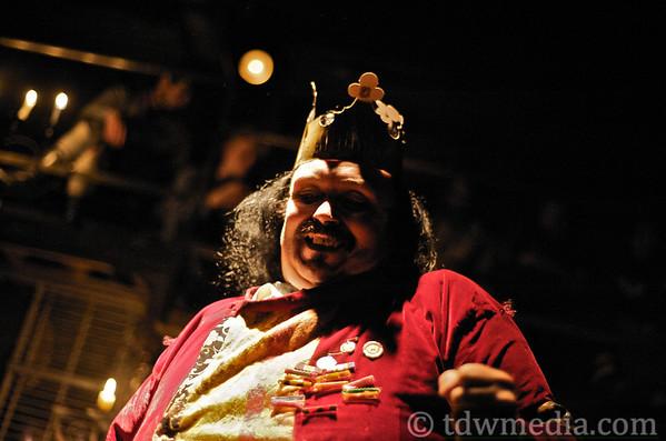 Omni Circus Misera-Ball Performance 2-14-09