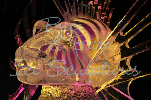 Original Ice Art by Brice and Brice Ice Sculptures