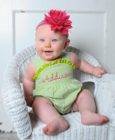 ADDISON ~ 6 Months
