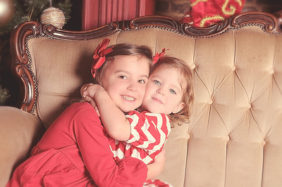 ADDISON & EMMA ~ Christmas