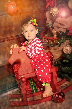 AYLA JAMES ~ Christmas
