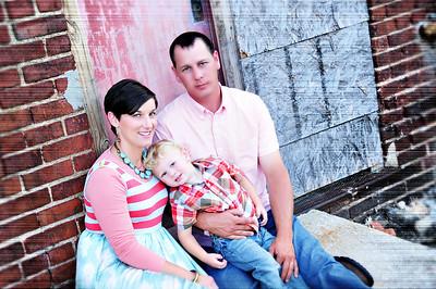 CLANTON FAMILY