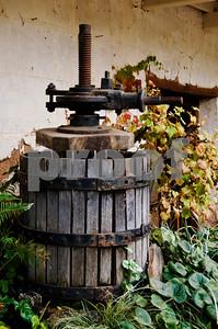 Old Grape Press