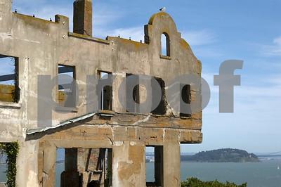 Many Faces of Alcatraz
