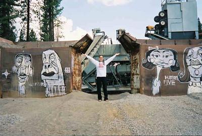 Human Five Art 2001