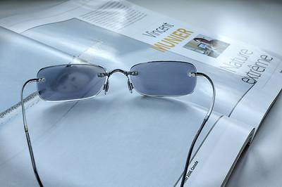"Facebook Projet/Project 1-52 photo/picture; my subject is "" My glasses "" / mon sujet est ""Mes lunettes "". Photo# 2 - 52"