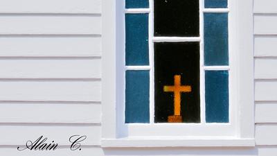 Windows on the cross