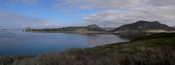 This is another shot of Estero Bay near Los Osos and Morro Bay (7 shots)