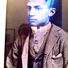 Portrait of Picasso at 14 years old.<br /> Barcelona, 1895. ..All photo's taken with my cell.