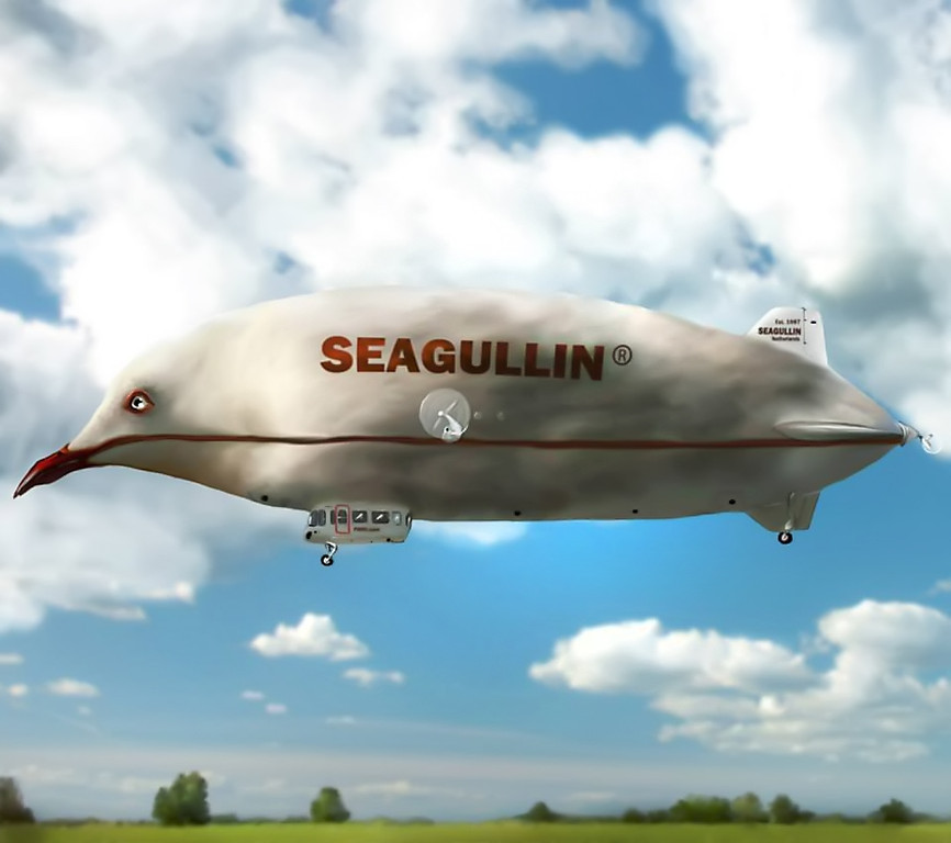 SEAGULLIN 2014 (NEW WORKS)
