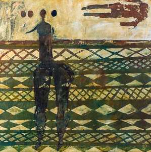Painted Wall #48 (1999)