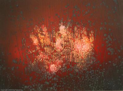 Mas Nakajima Paintings - Forest Series