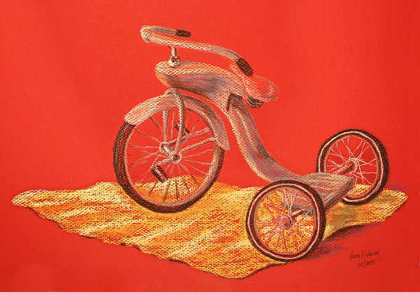 Wonky Wheels Trike, 2005