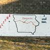 Duncombe, Iowa - Town Sign Alternate