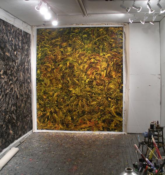 Natan Nuchi, studio 2014