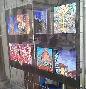 John Aaron Solo Exhibition  Palazzo Giovane, Firenze, Italia