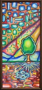 Acrylic on canvas, 2005