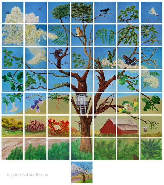 Paintings-Trees