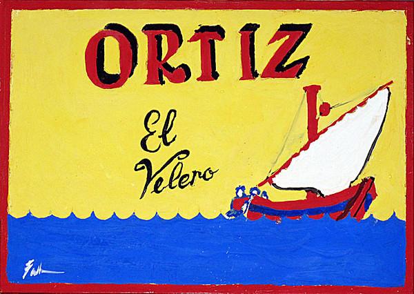 Ortiz 'El Velero' Bonito