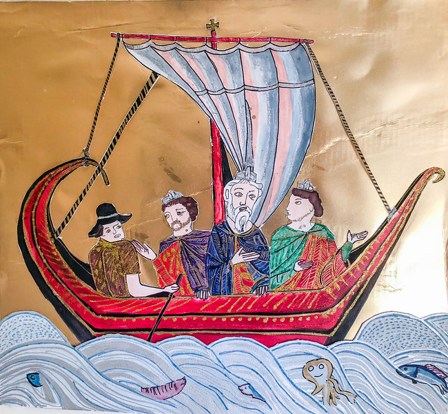 Wise Men on the Boat to Nowhere