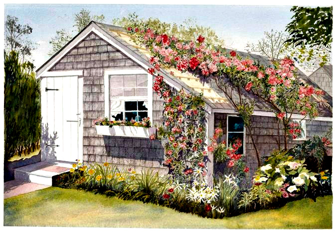 'Sconset Cottage I