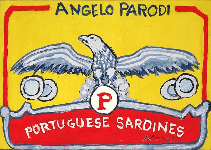 Angelo Parodi Portuguese Sardines