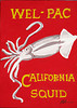 Wel-Pac California Squid