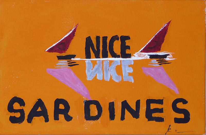 Nice (brand) Sardines