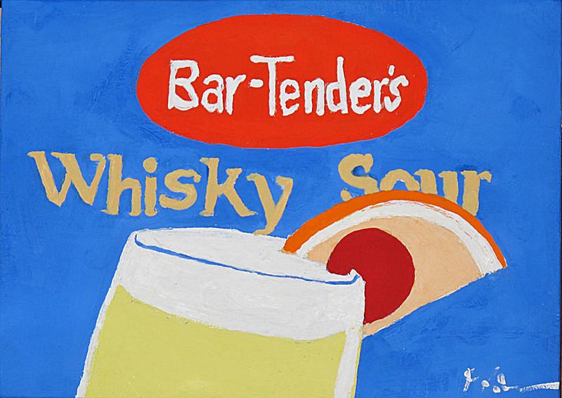 Bar-Tender's Whisky Sour Mix