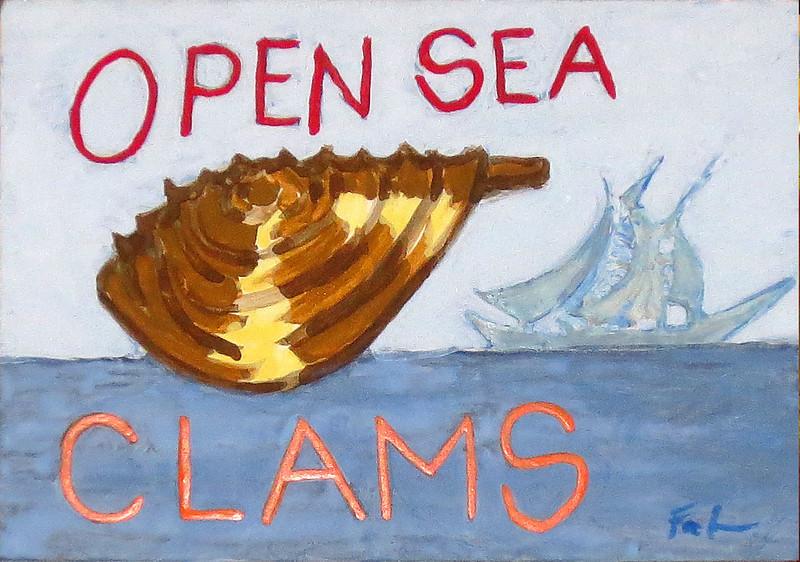 Open Sea Clams