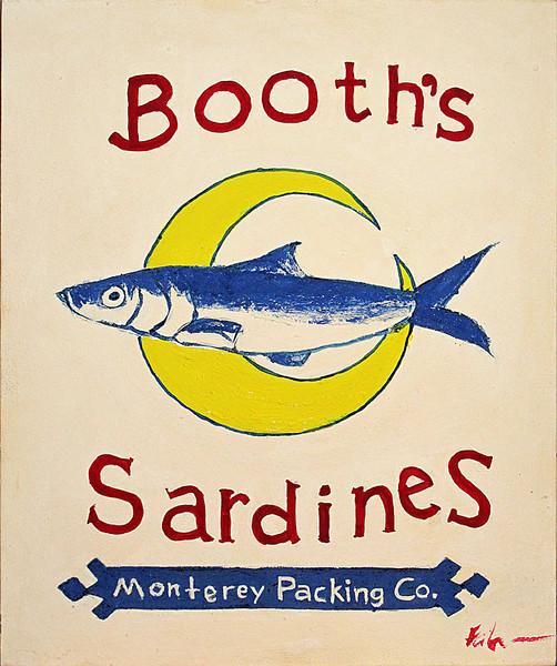 Booth's Sardines
