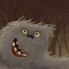 Yeti the Bigfoot, entering the world of online dating.
