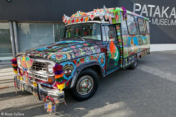 Pakistani Truck Art 2013