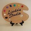 Linda's Studio Sign-SOLD
