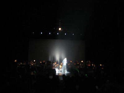 Pan Yue-Yun Concert, Flint Center, SF 2007